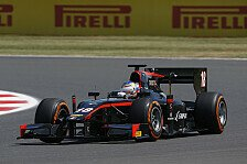 GP2 - Sirotkin gewinnt das erste Rennen