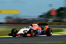 Formel 1 - Manor: Erste Ausfahrt mit neuen Teilen
