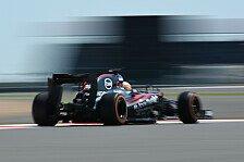Formel 1 - McLaren für kuriose Reifenpanne verwarnt