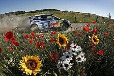 WRC - Ogier baut Vorsprung in Polen leicht aus