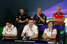 Formel 1 - Blog - Was die Teamchefs wirklich meinten...