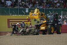 Formel 1 - Ricciardo verantwortlich für Lotus-Desaster