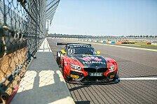 ADAC GT Masters - Schubert nach Nürburgring-Test perfekt vorbereitet