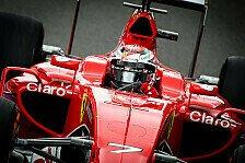 Formel 1 - Gesucht: Ferraris Ersatzfahrer für 2016