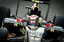 Formel 1 - Lotus bezahlt seinen Hauptgläubiger