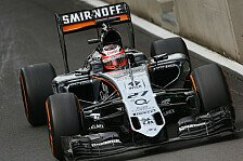 Formel 1 - Hülkenberg: Ohne Updates nicht in Top-10