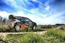 WRC - Östberg freut sich auf Rallye-Grand-Prix