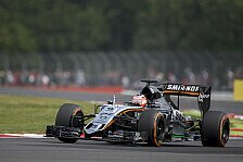 Formel 1 - Force India Vorschau: Ungarn GP