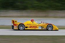 Mehr Motorsport - ALMS - Porsche RS Spyder mit Rundenrekord
