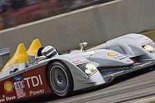 Mehr Motorsport - ALMS - Audi im Nachteil