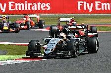 Formel 1 - Hülkenberg: Der beste Start meines Lebens