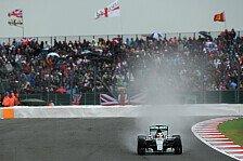Formel 1 - Großbritannien GP: Hamilton gewinnt irres Rennen