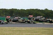Formel 1 - Pastor Maldonado: Nie wieder Fernsehzuschauer