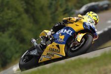 MotoGP - Brünn, Testtag 2: Noch einmal Rossi