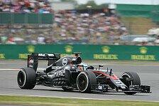 Formel 1 - Honda verspricht baldige Fortschritte