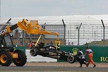 Formel 1 - Lotus: Gläubiger stellen Liquidationsantrag