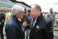 Formel 1 - Todt verteidigt Terminkollision mit Le Mans