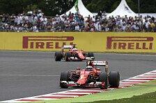 Formel 1 - Soll die Formel 1 Sprintrennen veranstalten?