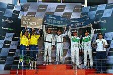 Blancpain GT Serien - Erfolgreiches Wochenende für Bentley