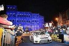 WRC - Weltmeisterliche Vorbereitung bei Volkswagen