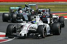 Formel 1 - Ungarn GP: Vorschau Team für Team