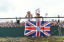 Formel 1 - Silverstone: Ecclestone bestätigt Absage-Klausel