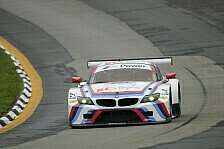 USCC - BMW hadert mit Balance of Performance