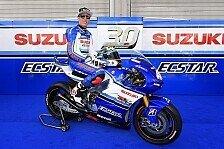 MotoGP - Suzuki-Piloten vermissen richtiges Gefühl