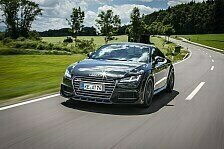 Auto - ABT Sportsline zeigt Audi TTS mit 370 PS