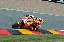 MotoGP - Wahnsinn am Sachsenring: Traum-Pole für Marquez