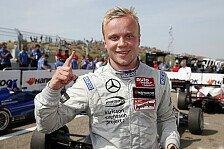 Formel 3 EM - Felix Rosenqvist: Formel-3-Titel mit langem Anlauf