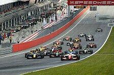 WS by Renault - Rowland dominiert, Unfall von Merhi