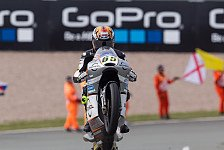 Moto3 - Öttl feiert Premieren-Podium im Indy-Regenchaos