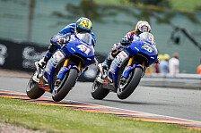 MotoGP - Suzuki-Infight: Genial, aber zu weit hinten