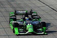 IndyCar - Bourdais in Milwaukee der Schnellste