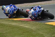 MotoGP - Indy-Layout bereitet Suzuki-Piloten Sorgen