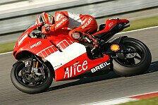MotoGP - Capirossi bleibt 2007 bei Ducati