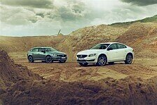 Auto - Volvos neue Cross Country Modelle