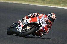 MotoGP - Ducati-Fahrer aufgeregt: Endlich wieder Geraden