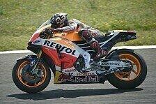MotoGP - Misano-Test: Iannone stürzt auf Michelin