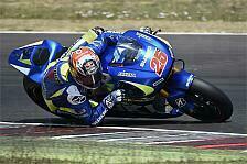 MotoGP - Suzuki: Misano-Test macht Sachsenring vergessen