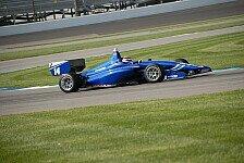 IndyCar - Chilton: Umgang der Fahrer besser als in der F1