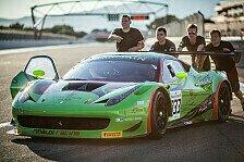 Blancpain GT Serien - Rinaldi stellt sich den 24 Stunden von Spa