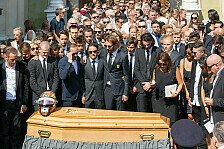 Formel 1 - Bilder: Begräbnis von Jules Bianchi