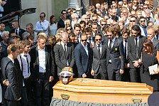 Formel 1 - Nach Bianchi: Kein Wochenende wie jedes andere