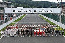 Blancpain GT Serien - Notizen aus Spa: Extrafahrzeit für Amateure