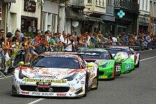 Blancpain GT Serien - Notizen aus Spa: der Vormittag