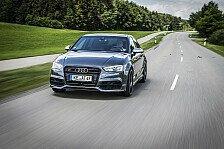 Auto - Audi S3 dank ABT mit 400 PS