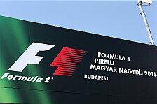 Formel 1 - Teamchefs einig: Finger weg vom Hungaroring!