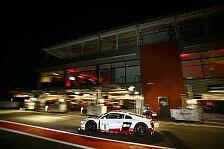 Blancpain GT Serien - Keine neue Bestzeit in der Nacht